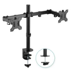 mbeat activiva ErgoLife Dual Monitor Screen Double Joint Monitor Arm (ACA-BMA-DC01K)