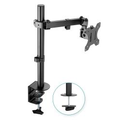 mbeat activiva ErgoLife Single Monitor Screen Double Joint Monitor Arm (ACA-BMA-SC01K)