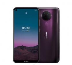 Nokia 5.4 128GB Purple - Display 6.39'' HD+, Qualcomm® Snapdragon™ 662 CPU, 4GB RAM, 128GB ROM, Dual SIM, 4000 mAh non-removable Battery (HQ5020LR91000)