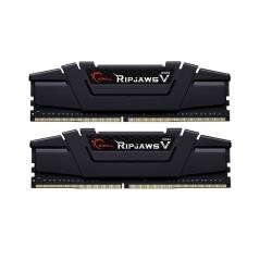 G.skill DDR4-4000 16GB Dual Channel [Ripjaws V] (GS-F4-4000C18D-16GVK)