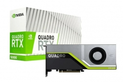 NVidia Quadro RTX5000 PCIe Workstation Card 16GB GDDR6 4xDP1.4 5K 4x4096x2160@120Hz (RTX5000)