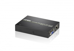 Aten A/V Over Cat 5 Receiver with Cascade for VS1204T/1208T. Cascade up to 10 level (VE172R-AT-U)