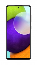 Samsung Galaxy A52 128GB Awesome Black - 6.5' Super Amoled Display, 8GB/128GB Memory, Dual SIM, Water Resistant IP67, 4500mAh Battery (SM-A525FZKHXSA)