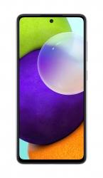 Samsung Galaxy A52 128GB Awesome Violet - 6.5' Super Amoled Display, 8GB/128GB Memory, Dual SIM, Water Resistant IP67, 4500mAh Battery (SM-A525FLVHXSA)