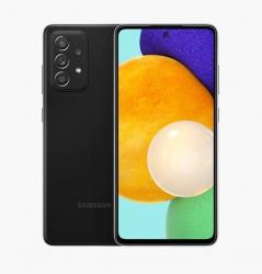 Samsung Galaxy A52 5G 256GB Awesome Black - 6.5' Super Amoled Display, 8GB/256GB Memory, Water Resistant IP67, 4500mAh Battery (SM-A526BZKFATS)