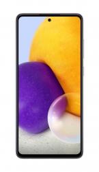 Samsung Galaxy A72 256GB Awesome Violet - 6.7' Super Amoled Display, 8GB/256GB Memory, Dual SIM, Water Resistant IP67, 5000mAh Battery (SM-A725FLVHXSA)