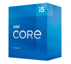 Intel i5-11600 CPU 2.8GHz (4.8GHz Turbo) 11th Gen LGA1200 6-Cores 12-Threads 12MB 65W UHD Graphics 750 Retail Box 3yrs Rocket Lake (BX8070811600)