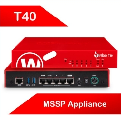 WatchGuard Firebox T40 MSSP Appliance (AU) (WGT40997-AU)