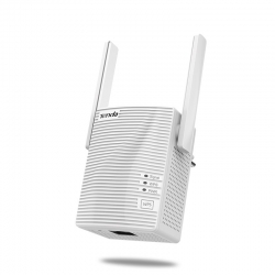 Tenda A15 v2.0 AC750 Dual-band Wi-Fi Extender, 120 Square Meters (2 Storey House), 433Mbps, 2xOmni-Directional Antenna, Repeater & AP Mode (A15 v2.0)