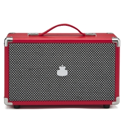 GPO WESTWOOD Bluetooth Speaker - RED GPO-WSTWD-RED