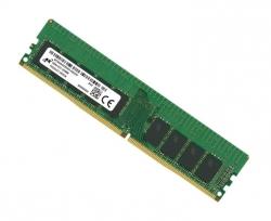 Micron 16GB (1x16GB) DDR4 ECC UDIMM 3200MHz CL22 1Rx8 ECC Unbuffered Server Memory 3yr wty MTA9ASF2G72AZ-3G2B1