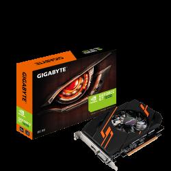 Gigabyte nVidia GeForce GT 1030 OC 2GB Video Card, GDDR5, 1518 MHz Boost Clock, GV-N1030OC-2GI