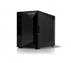 Asustor AS3302T 2 bay NAS Realtek RTD1296 Quad-Core 1.4GHz 2GB DDR4 2.5GbE x1 USB3.2