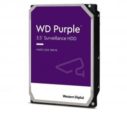 Western Digital WD Purple Pro 8TB 3.5' Surveillance HDD 7200RPM 256MB SATA3 245MB/s 550TBW WD8001PURP