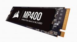 Corsair Force MP400 4TB NVMe PCIe M.2 SSD - 3480/3000 MB/s 710K/60K IOPS 800TBW 1.8mil Hrs MTBF AES 256-bit Encryption 5yrs CSSD-F4000GBMP400