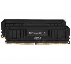 Crucial Ballistix MAX 32GB (2x16GB) DDR4 UDIMM 4400MHz CL19 Black Aluminum Heat Spreader
