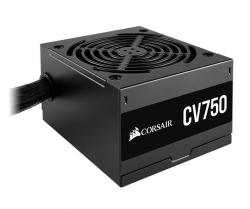Corsair 750W CV Series CV750, 80 PLUS Bronze Certified, Up to 88% Efficiency, CP-9020237-AU