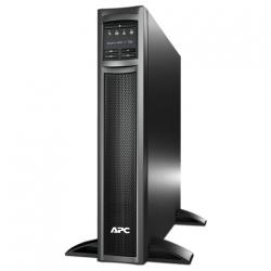 APC Smart-UPS X 750VA Rack/TowerR LCD 230V with Networking Card, 600W, 8x IEC C13 Sockets, SMX750I