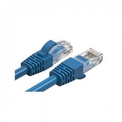 Cruxtec 3m Blue CAT6 UTP RJ45 To RJ45 Network Cable CXT-RC6-030-BL