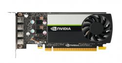 NVIDIA Quadro Turing T600 Workstation GPU, 4GB GDDR6, PCI-E 3.0 x16, up to 160 GB/s Memory Bandwidth, 900-5G172-2520-000