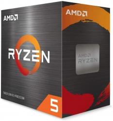 AMD Ryzen 5 5600G AM4 CPU, 6-Core/12 Threads UNLOCKED, Max Freq 4.4GHz, 19MB Cache, 65W, Vega GFX, 100-100000252BOX