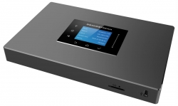 Grandstream UCM6301, IP PBX, 1 x FXO Port, 1 x FXS Port, supports up to 500 extensions, 75 Concurrent Calls, 1 x USB, NAT Router, 3 x Gbe, PSU Inc