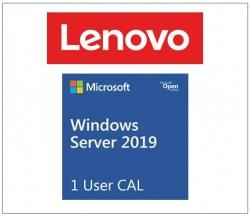 LENOVO Microsoft Windows Server 2019 Client Access License (1 User) ST50 / ST250 / SR250 / ST550 / SR530 / SR550 / SR650 / SR630 7S050025WW