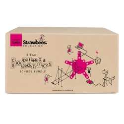 Strawbees Coding & Robotics School Bundle SB-044-SKT
