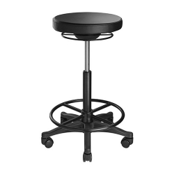 Brateck Ergonomic Height Adjustable Stools (385x385x600-835mm) Up to 100 Kg CH04-12-B