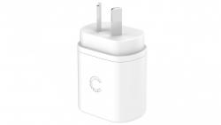 CYGNETT 20W USB-C PD Wall Charger - White CY3612PDWCH