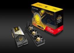 (Limited Edition) SAPPHIRE TOXIC AMD Radeon RX 6900 XT Limited Edition, 16GB, Hybrid AIO Liquid Cooler, GDDR6, AMD RDNA 2,