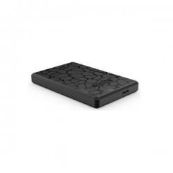"""Cruxtec 2.5"""" SATA To USB 3.0 Hard Drive Enclosure CXT-25U3-BK"""