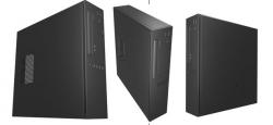 Aywun SQ05 SFF mATX Business and Corporate Case with 300w True Wattage PSU. 2x USB 2.0 + 2x USB 3.0 Two Years Warranty.