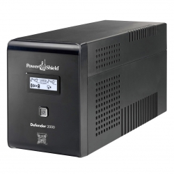 PowerShield Defender 2000VA / 1200W Line Interactive UPS with AVR, Australian Outlets and user replaceable batteries, PSD2000