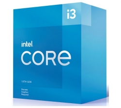 Intel i3-10105F CPU 3.7GHz (4.4GHz Turbo) LGA1200 10th Gen 4-Cores 8-Threads 6MB 65W BX8070110105F-P