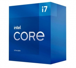 Intel i7-11700 CPU 2.5GHz (4.9GHz Turbo) 11th Gen LGA1200 8-Cores 16-Threads 16MB 65W BX8070811700-P