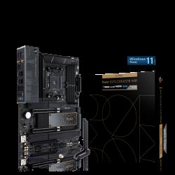 ASUS PROART X570-CREATOR WIFI AMD X570 Ryzen AM4 ATX Content Creation Motherboard, WiFi 6, PCIe4.0,