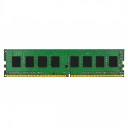 Kingston 4GB (1x4GB) DDR4 UDIMM 2666MHz CL19 1.2V Unbuffered ValueRAM Single Stick Desktop Memory KVR26N19S6/4