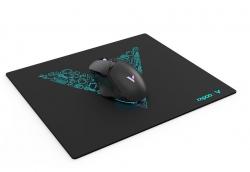 RAPOO V1 Mouse Pad - Large Mouse Mat, Anti-Skid Bottom Design, Dirt-Resistant, Wear-Resistant, Scratch-Resistant,