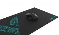 RAPOO V1L Mouse Pad - Extra Large Mouse Mat, Anti-Skid Bottom Design, Dirt-Resistant, Wear-Resistant,