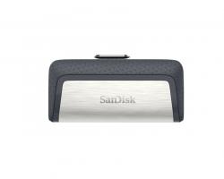 SanDisk 16GB Ultra Dual Drive Go 2-in-1 USB-C & USB-A Flash Drive Memory Stick 150MB/s USB3.1 Type-C SDDDC2-016G-G46