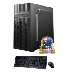Leader Visionary 5550 Desktop, Intel i5-10400 CPU, 8GB, 240GB SSD, Window 11 Home, 1 year Onsite Warranty, DVD, 450W PSU, Mid Tower, H510 MB
