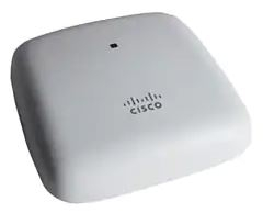 Cisco CBW140AC 802.11ac 2x2 Wave 2 Access Point Ceiling Mount with Business Access Point Software