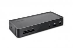 KENSINGTON SD4900P HYBRID UNIVERSAL DOCKING STATION,HDMI(3),DP(3),USB-C,USB-A,60W,SD(1),3Y K36800AP