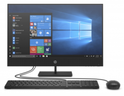 """HP 400 ProOne G6 AIO, 23.8"""" TOUCH, i5-10400T, 8GB, 256GB Optane SSD, WLAN, W10P64, 1-1-1 (replaces 8JT35PA) 312F8PA"""
