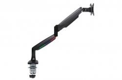 Kensington One-Touch Height Adjustable Single Monitor Arm - Black K59600WW