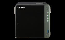 QNAP TS-453D-4G, NAS, 4BAY (NO DISK), 4GB, CEL-J4125, 2.5GbE(2), PCIe(1), USB(5) TWR, 3YR