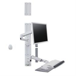 Ergotron LX WALL MOUNT SYSTEM 45-551-216