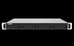 QNAP 4-BAY NAS (NO DISK), ALPINE QC 1.7GHz, 2GB, 2.5GbE(2), 10GbE SFP+(2), RPSU, 3YR WTY TS-432PXU-RP-2G