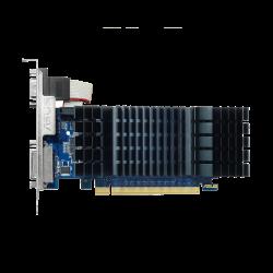 Asus GT730-SL-2GD5-BRK NVIDIA GeForce GT 730 2GB GDDR5 Low Profile 902MHz, HDMI/DVI-D/D-Sub, 2-slot, 165 x 69 x39 mm